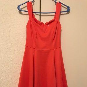 ASOS flare dress